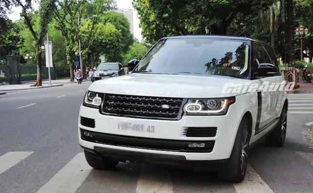 SUV đắt nhất Việt Nam xuống phố