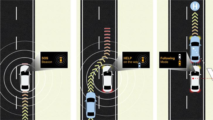 Honda trình làng công nghệ lái tự động mới