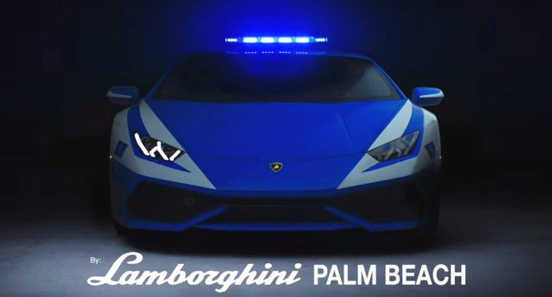 """Màn rượt đuổi tốc độ giữa """"cảnh sát"""" Huracan và """"tội phạm"""" Gallardo"""