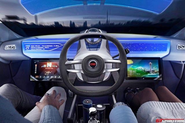 Xe tự lái sẽ thống trị đường phố vào năm 2040
