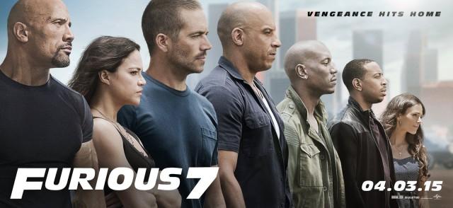 """""""Bom tấn"""" Fast and Furious 7 sẽ tung Trailer đầu tiên vào 01/11 tới"""