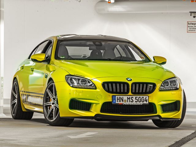Chiêm ngưỡng siêu BMW M6 mạnh nhất thế giới