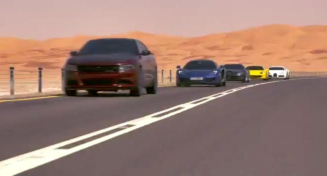 Đã mắt với trailer đầu tiên của Fast & Furious 7