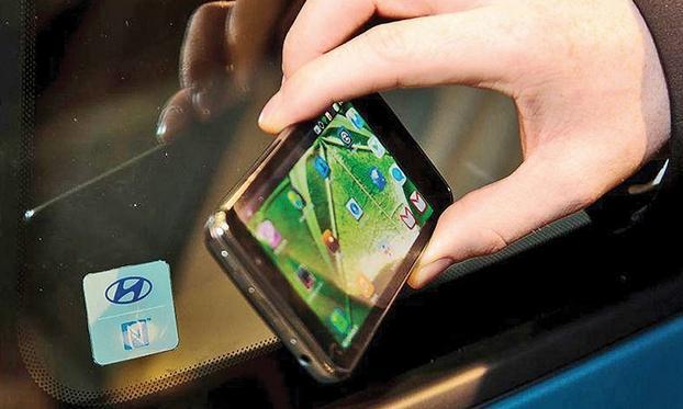 Ra mắt công nghệ kết nối ô tô – điện thoại mới