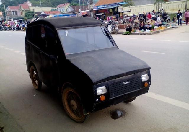 Video hot trong tuần: Ô tô tự chế giá 30 triệu tại Nghệ An