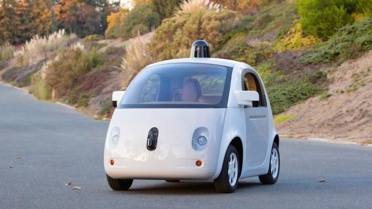 Google tiết lộ bản nâng cấp xe không người lái