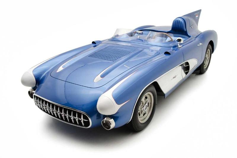 Chiêm ngưỡng vẻ lộng lẫy của mẫu Corvette đầu tiên