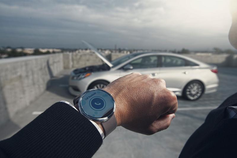 Hyundai ra mắt đồng hồ điều khiển xe từ xa