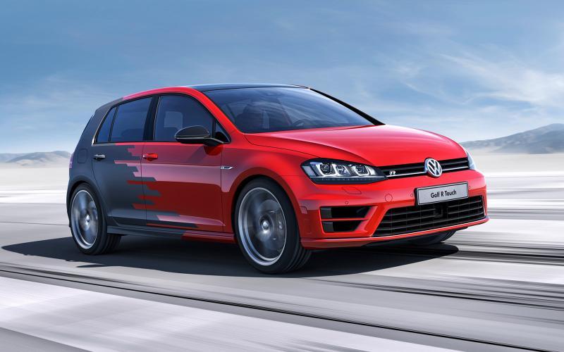Volkswagen giới thiệu hàng loạt công nghệ tương lai tại CES 2015