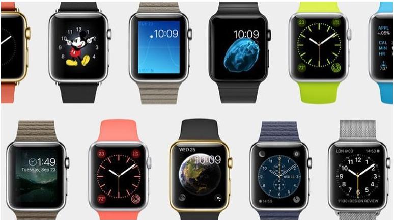 Apple Watch ra mắt với giá từ 349 USD