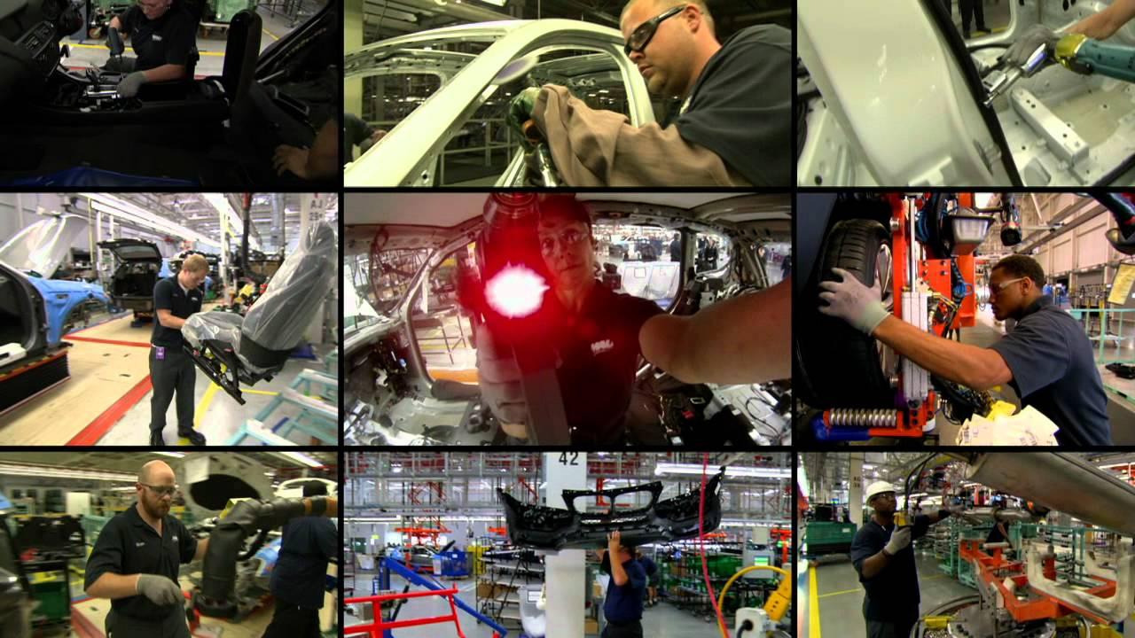 Chiêm ngưỡng quy trình chế tạo SUV của BMW