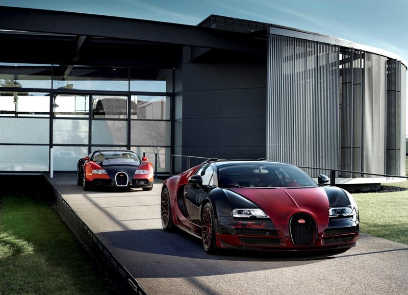 Quy trình sản xuất chiếc Veyron cuối cùng