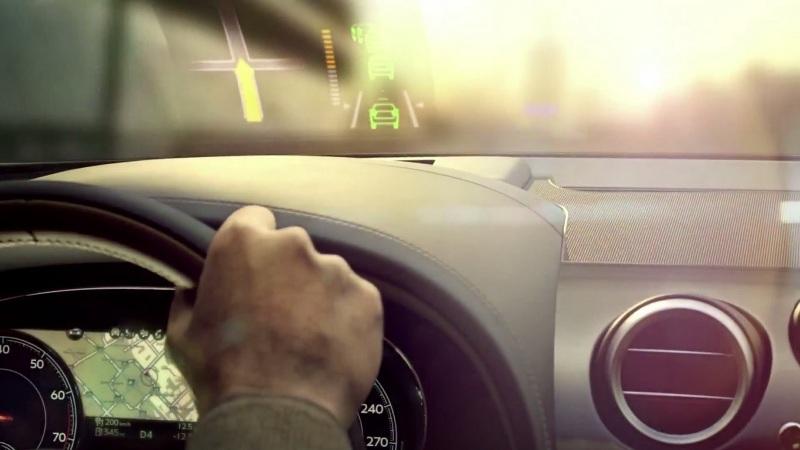 Lộ diện nội thất SUV siêu sang Bentayga đẹp như mơ