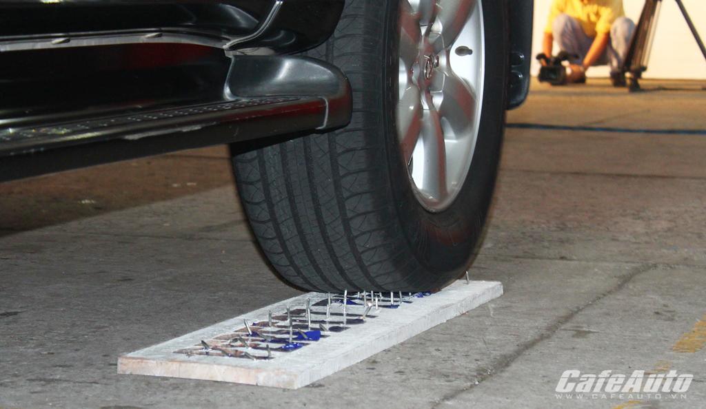 Perfect tyre: Giải pháp chống thủng lốp trọn đời