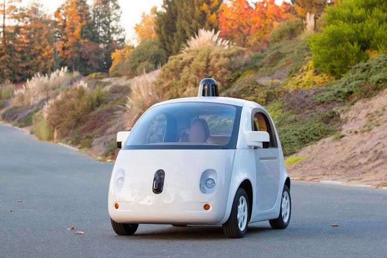 Google chuẩn bị thử nghiệm xe tự lái trên đường công cộng