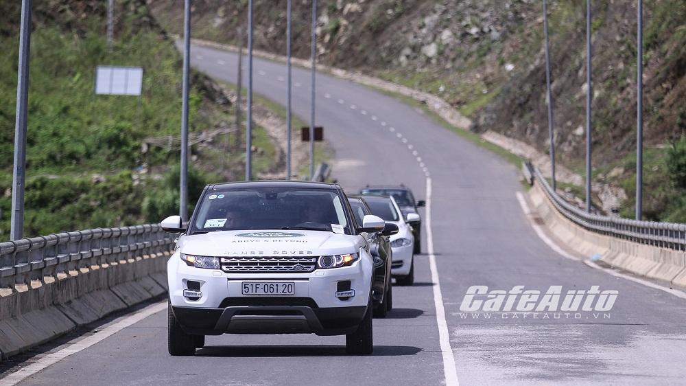 Hành trình chinh phục Tây Bắc cùng Jaguar Land Rover: Niềm vui trên chặng đường về