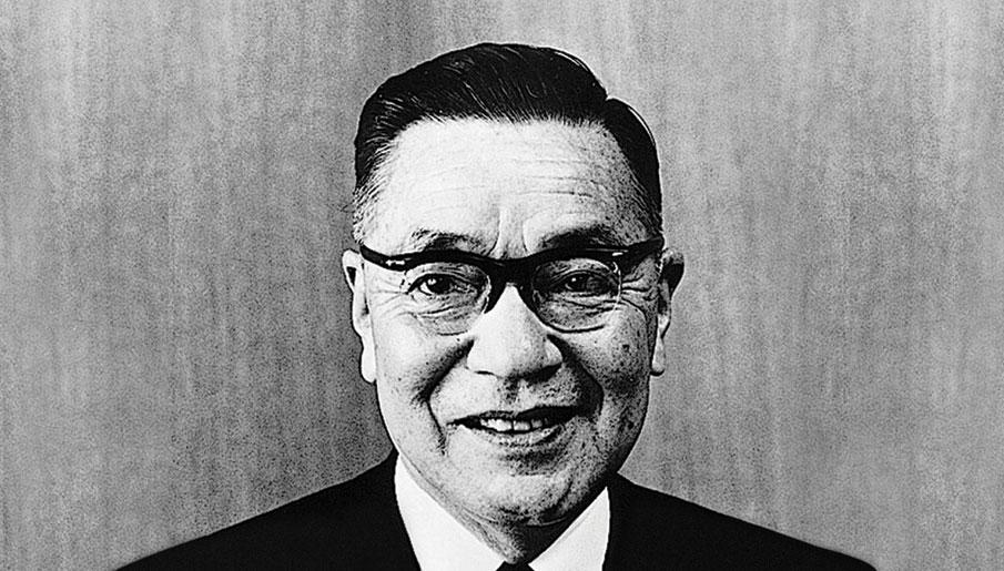 "Jujiro Matsuda – ""Cha đẻ"" của hãng xe Mazda"