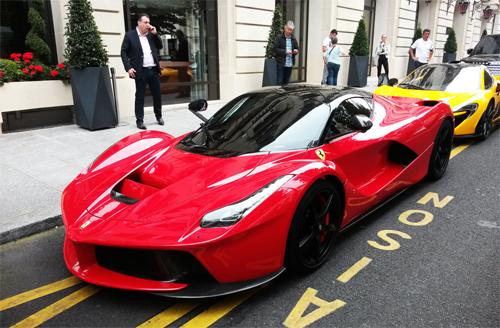 15 bí mật thú vị của Ferrari
