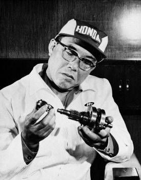 Soichiro Honda – Ông trùm đế chế hai bánh