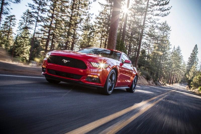 EcoBoost nguồn sức mạnh cho những cỗ xe Mỹ