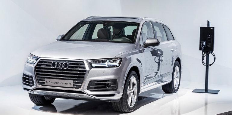 Audi phát triển công nghệ sạc không dây