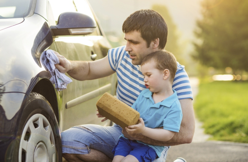 Những mẫu xe dành riêng cho các ông bố