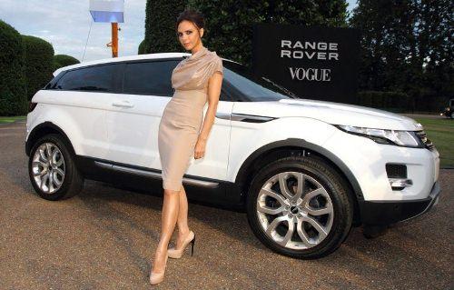 Bà xã David Beckham sở hữu dàn xe đậm chất Anh quốc