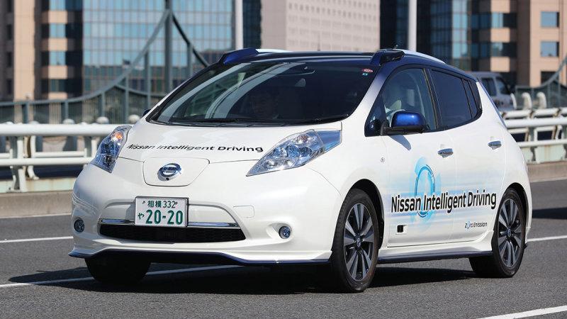 Xe lái tự động có là sai lầm của ngành công nghiệp ô tô?