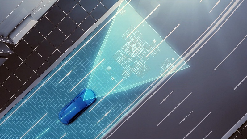 Toyota tham gia chạy đua vào công nghệ định vị mới trên dòng xe tự lái