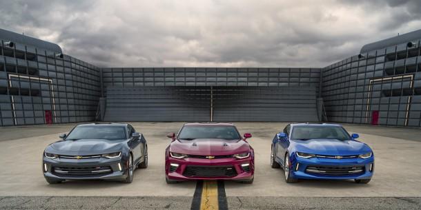 8 mẫu Chevrolet Camaro nhanh nhất mọi thời đại