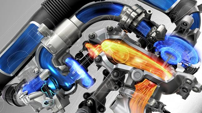 Sự khác biệt giữa động cơ Supercharger và Turbocharger