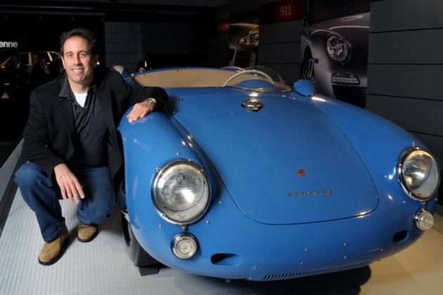 Diễn viên hài kịch Mỹ rao bán bộ sưu tập xe cổ Porsche