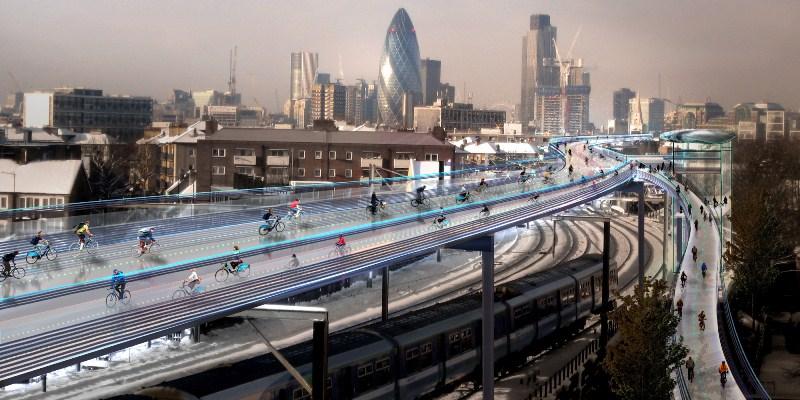 Gần 1 tỷ USD xây đường cao tốc dành cho…xe đạp