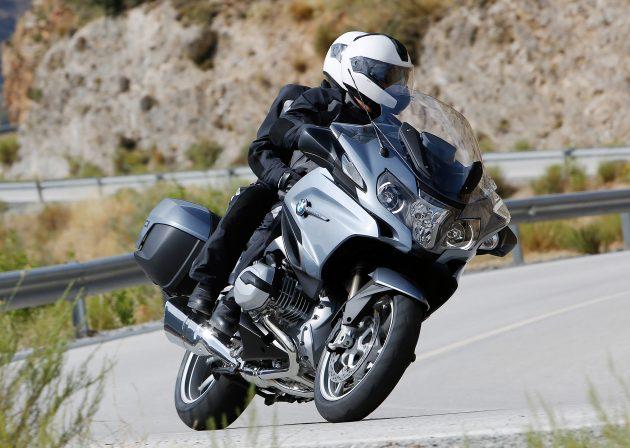 BMW Motorrad phát triển công nghệ an toàn thông minh cho xe 2 bánh