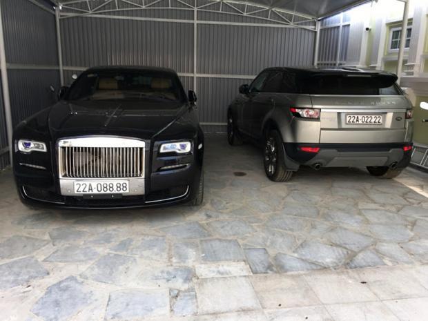 Dàn siêu xe 100 tỷ của đại gia Tuyên Quang