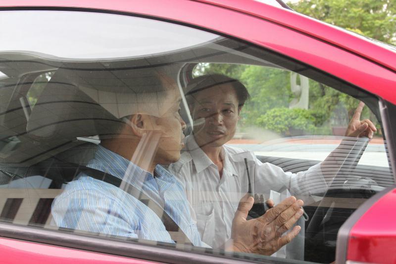 Ford Việt Nam khởi động chương trình hướng dẫn lái xe an toàn