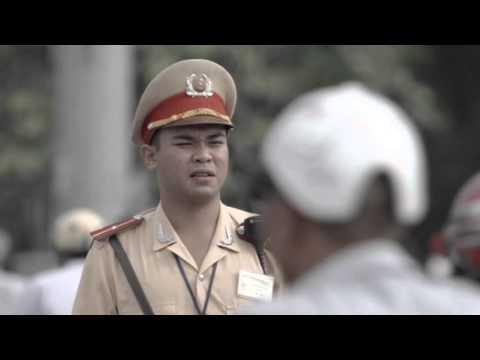 Cảnh sát Giao thông không dùng còi khi thổi phạt