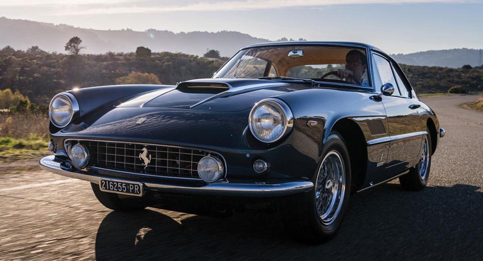 Chiêm ngưỡng mẫu Ferrari cổ điển có giá triệu đô