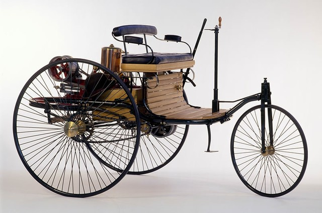 12 sự kiện lịch sử ô tô có thể bạn chưa biết