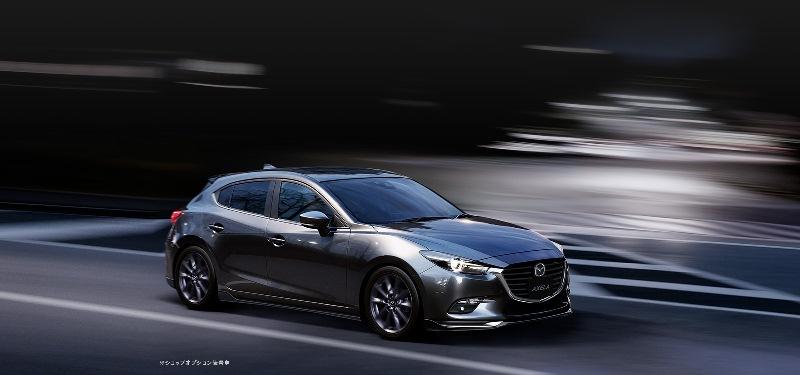 Mazda3 2018 được trang bị động cơ hoàn toàn mới