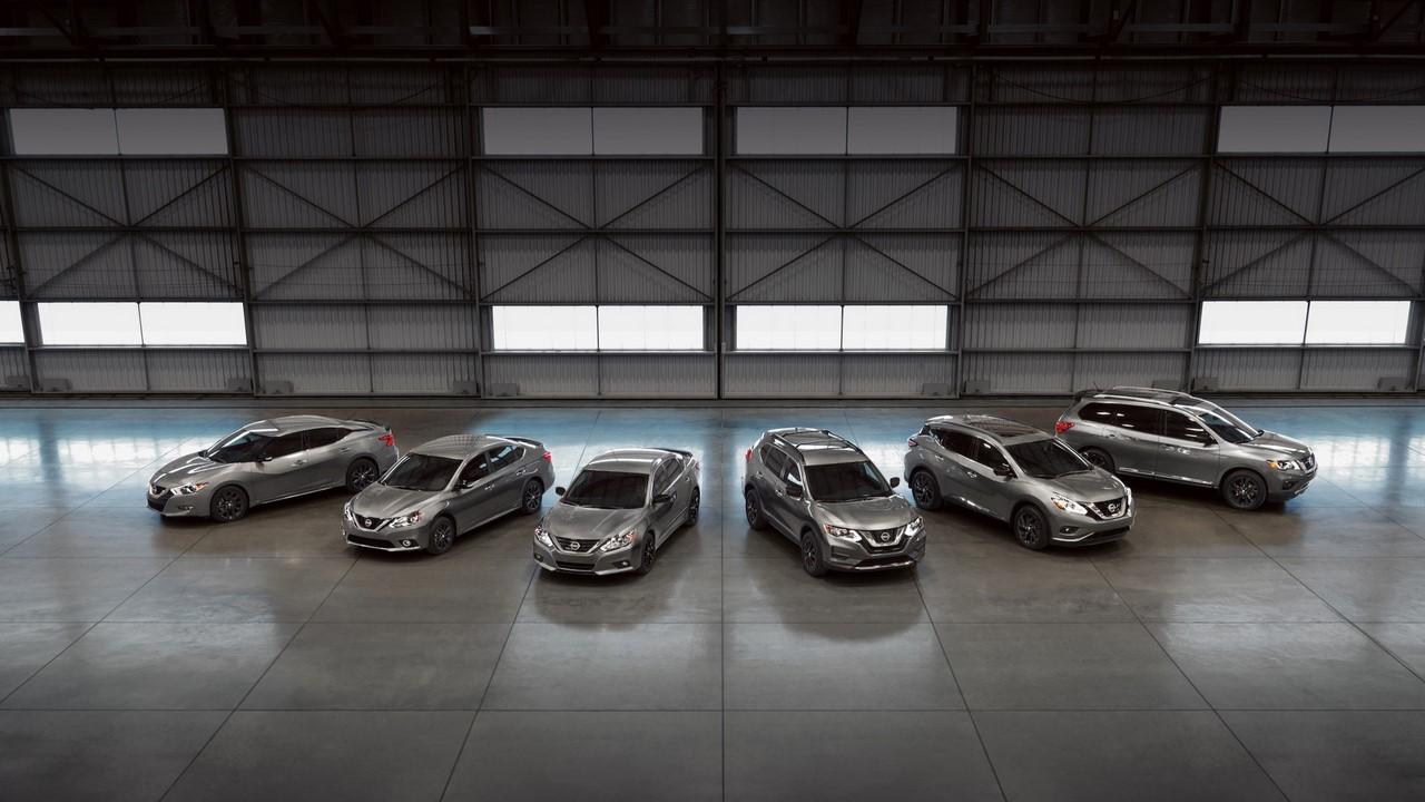 Nissan mang bộ sưu tập Midnight đến triển lãm Chicago 2017