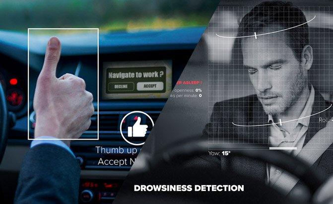 Israel ra mắt công nghệ hỗ trợ lái xe mất tập trung