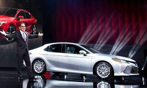 CEO Toyota: 'Đừng nói xe Toyota nhàm chán nữa!'