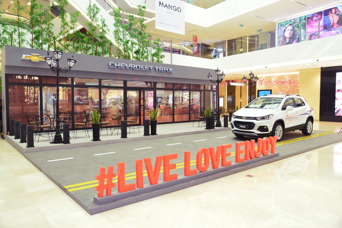 GM Việt Nam phát động cuộc thi Chevrolet Trax #LiveloveEnjoy
