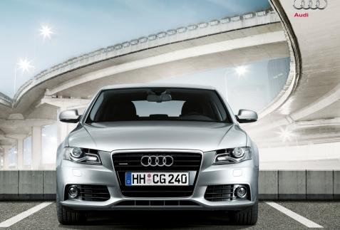 Audi A4 phiên bản 2011