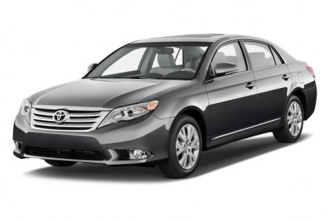Cảm nhận những cải tiến mới từ Toyota Avalon 2011