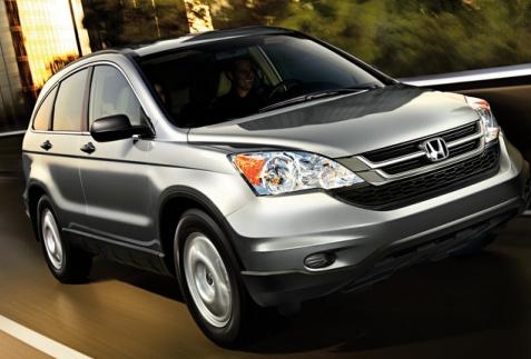 Honda CR-V 2011.
