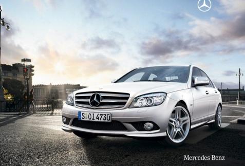 Ra mắt Mercedes C-class 2012