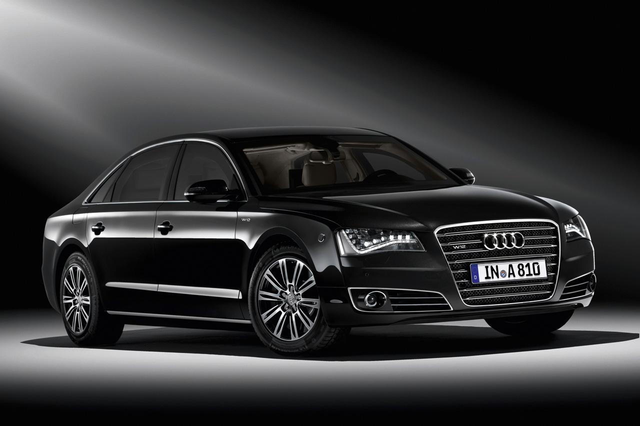 Audi A8 bản 2011 Chiếc xe dành cho người thành đạt