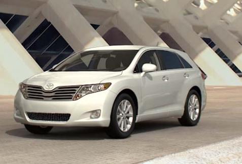 Toyota Venza 2012 chiếc xe cá nhân rộng rải và thoải mái.
